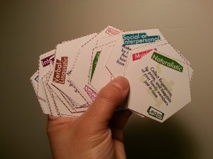 A Handful of Creative Determinants of Health Card